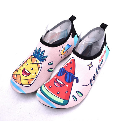Women's Aqua Beach Shoes Cute Slippers