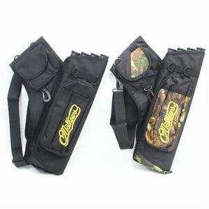 Arrow bag 4 Tubes Arrow Quiver for Archery Hunting Accessories
