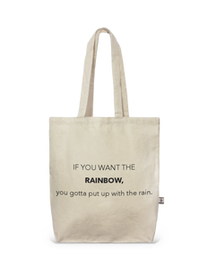 Tote- City Tote Rainbow