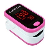 FINGER-CLIP OXIMETER Home/Medical Blood Oxygen Saturation Monitor