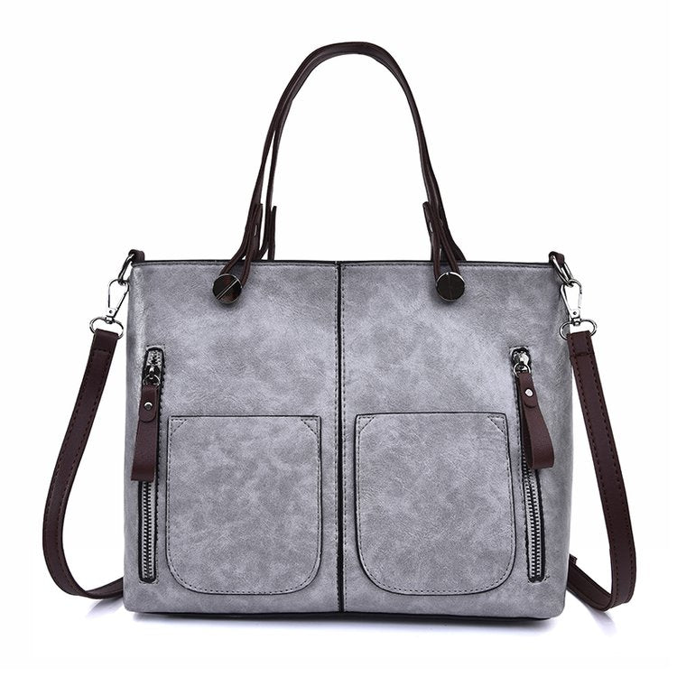 Women Shoulder Bag Female Causal Totes for Daily Shopping All-Purpose High Quality Dames Handbag