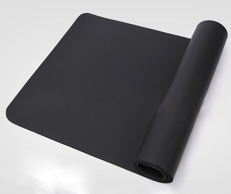 (Winter Sale 50% OFF)1/2-Inch Extra Thick Exercise Mat Yoga Blanket