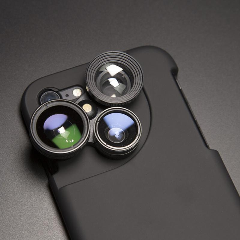 DUAL CAMERA LENS CASE FOR IPHONE X / 7 Plus / 8 Plus