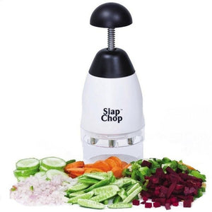 "[أدوات مطبخ عملية جدًا]- ""SLAP CHOP"" is the fastest and easiest way to handle vegetables and fruits"