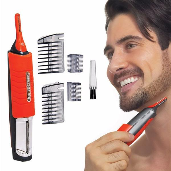 2 In 1 Electric Shaver & Trimmer