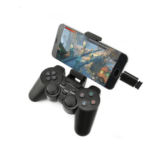 Android Gamepad Compatible With PC Windows PS3 TV Box Android Smartphone Game Joystick