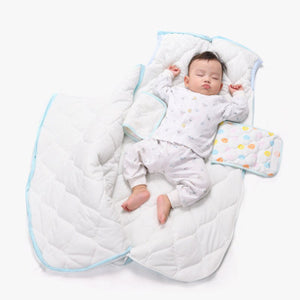 Maternal and Child Supplies Newborn Sleeping Bag  Anti-kick Sleeping Bag Baby Bag