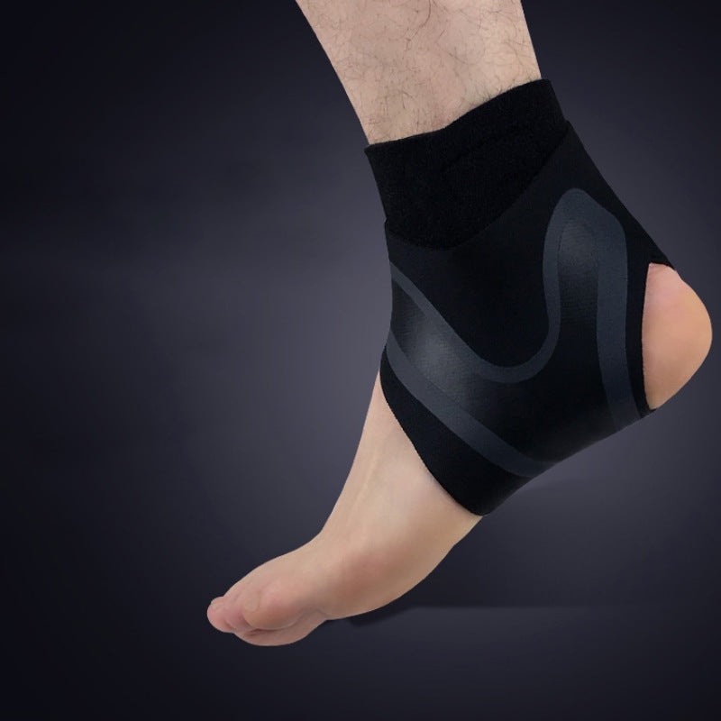 Compression Ankle Protectors Anti Sprain Outdoor Basketball Football Ankle Brace Supports Straps Bandage Wrap Foot Safety