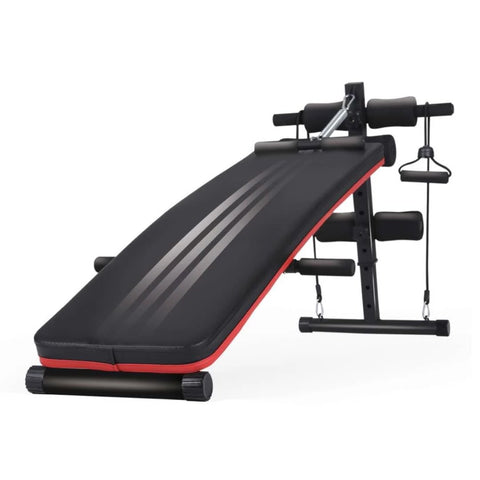 【Factory direct sales】Best selling new exercise equipment fitness indoor weight folding sit up bench for home use