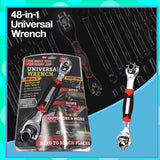 48 IN 1 MULTI PURPOSE UNIVERSAL WRENCH/6 IN 1 SCREWDRIVER