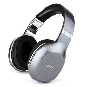 Salar W800BT Wired and Wireless Bluetooth Headphones