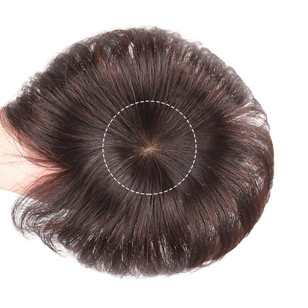 【BUY 1 GET 1 FREE】Silky Clip-In Hair Topper