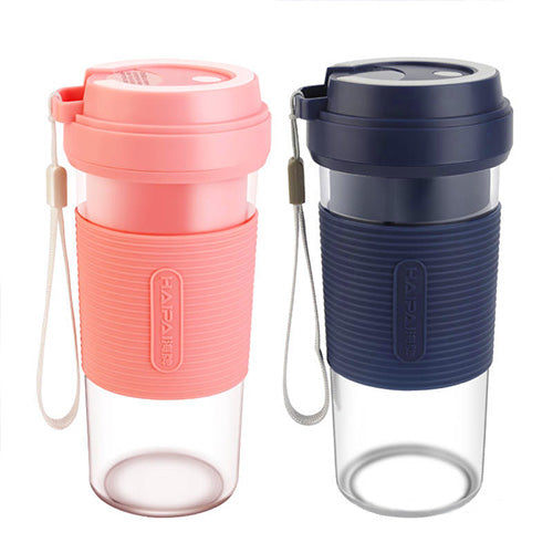Portable Juice Cup 300ml Healthy Material Mini Juicer Fruit Vegetables Milkshake