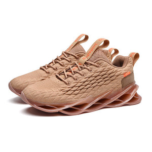 NEW Cushioning Men Sneakers Hollow Soles Running Shoes Sports Outdoor Training Jogging Shoes