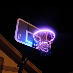 Basketball Hoop Activated LED Strip Light - 8 Flash Modes