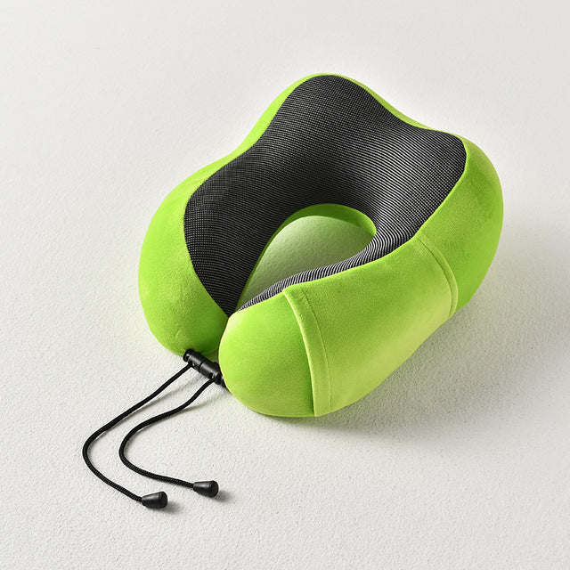 【BEST SALE】Airplane Travel Foldable Neck Support Pillow