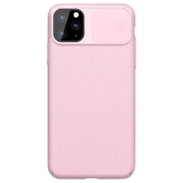 For iPhone 11\11 Pro\11 Pro Max Case With Camera Lens Protector TPU + PC Hard Silicone Cover Case