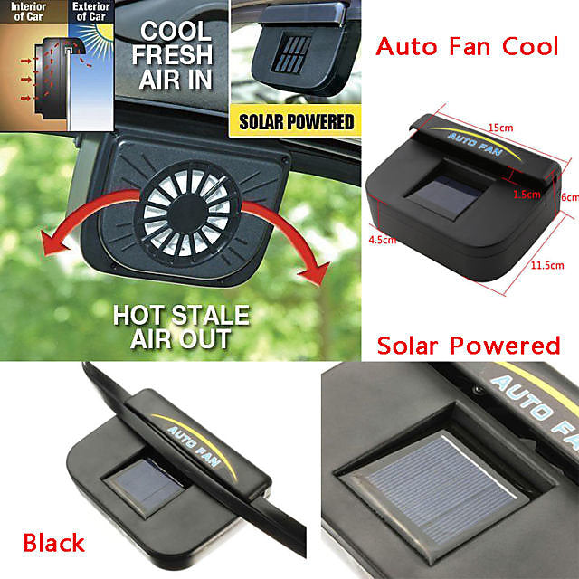 Auto Cool Fan - is what any driver needs!