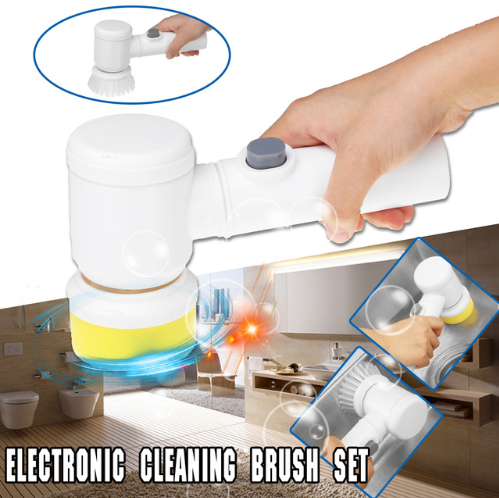 5 inch 1 Electric Cleaning Brush
