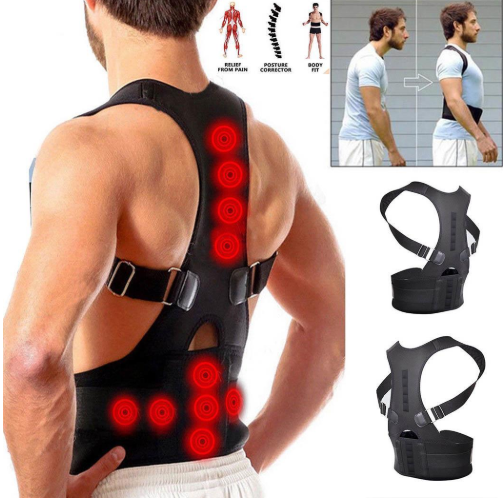 【HOT SALE】Posture Corrective Therapy Back Brace