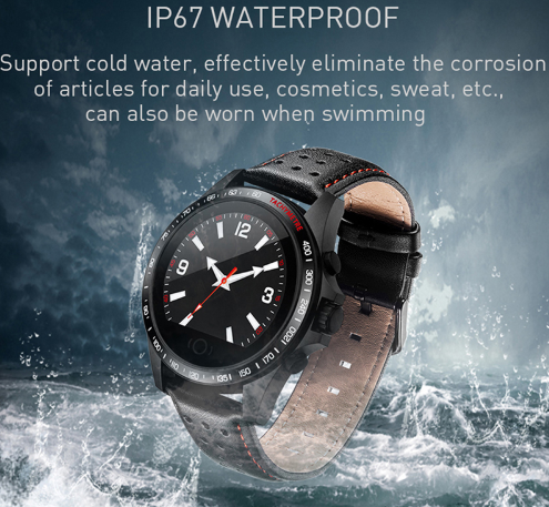 CK23 Smart Bracelet Sports Waterproof Bluetooth Heart Rate Belt Watch
