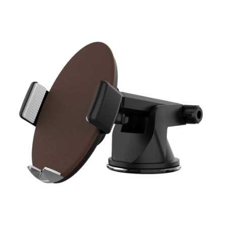 【HOT!HOT!HOT!】Car Mount Qi Wireless Phone Holder Charger One Touch Open Quick Fast Charger