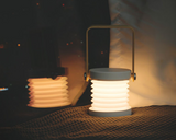 Foldable Touch Dimmable Reading LED Night Light Portable Lantern Lamp