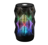 Colorful wireless bluetooth speaker Colorful LED light subwoofer card mobile phone speaker