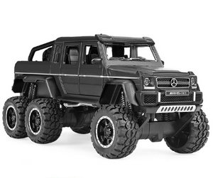 1:32 6WD Diecast metal G63 Off Road SUV Car Toys