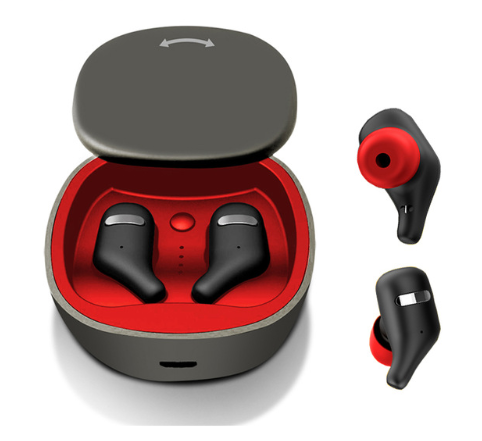 A2-TWS Wireless Earbuds Running Sports Binaural Mini Stereo Universal 5.0 Bluetooth Headset Noise Canceling Headsets