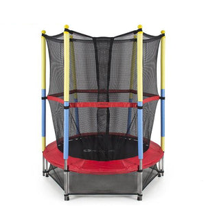 "55"" kids indoor trampoline bed/ cheap walmart trampoline"