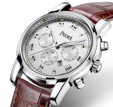 Genuine steel strap men automatic male mechanical watches