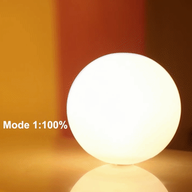 MAGIC MOON-Rechargeable Adaptable & Portable Light