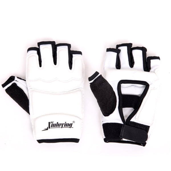 Boxing Half Fingers Adults Boxing Gloves/Kids Sandbag Training / Gloves Sanda/Karate/Muay Thai/ Fitness/ Taekwondo Protector