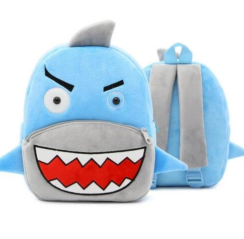 (For kids) Cute School Backpack 3D Animal Children Bags