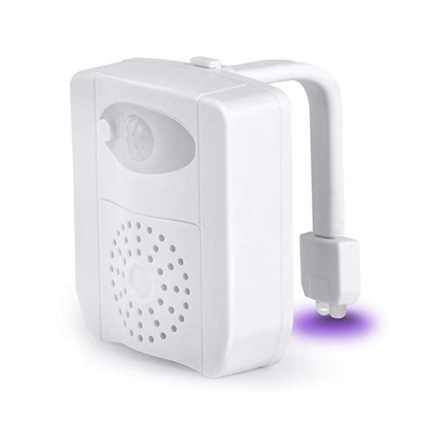 LED Toilet Light - Aromatherapy, UV Disinfection