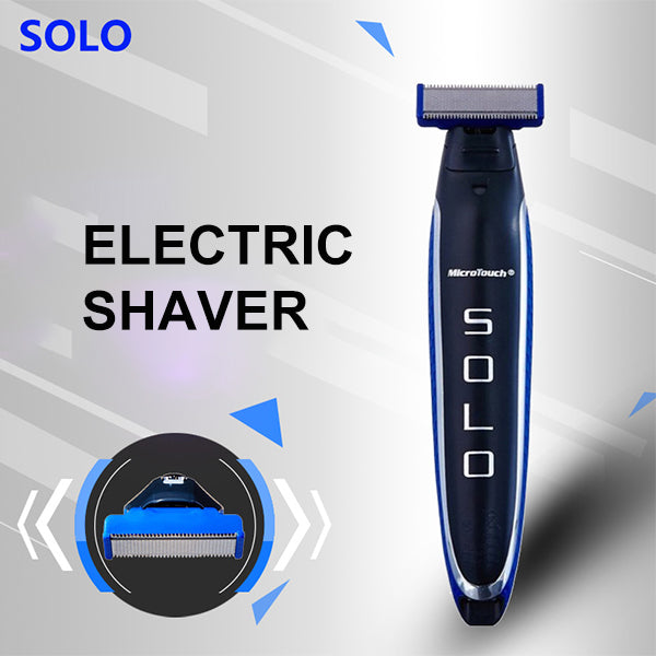 【ماكينة حلاقة رجالية】Boxili SOLO Men Electric Razor Hair Remover