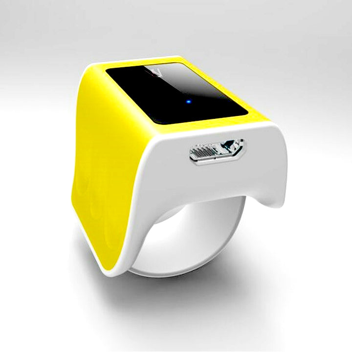 Smart Wearable Device Finger ring mouse Body Response Bluetooth Touch Ring Mouse with Human Somatosensory interaction