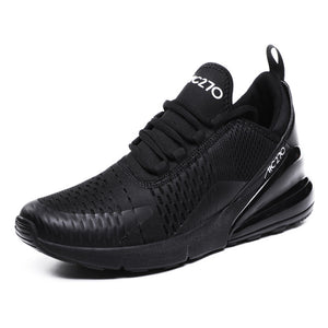 Running Shoes For Men Air Cushion Mesh Breathable Wear-resistant Hot 2019 Fitness Trainer Sport Shoes Male Sneakers