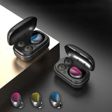 Wireless Bluetooth Earphones In Ear headsets Voice Control Stereo Music Play HD Mic Handsfree for iPhone XiaoMi Samsung