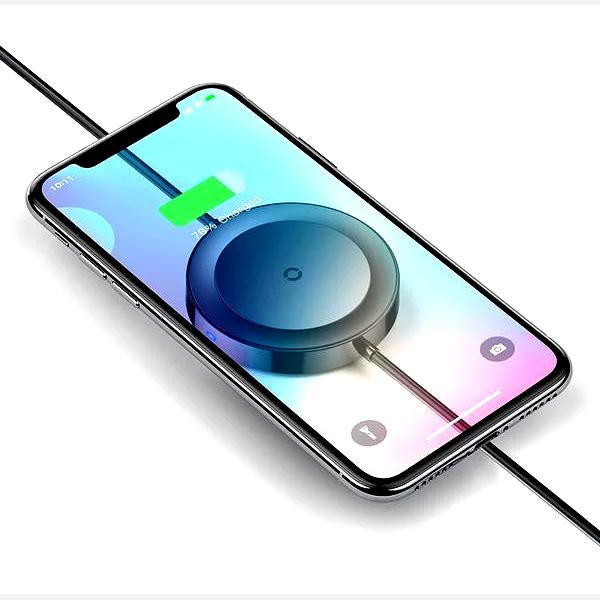 Charge Your Phone Wired or Wirelessly with Lightning Cable Charging Pad (Influencer Recommend)