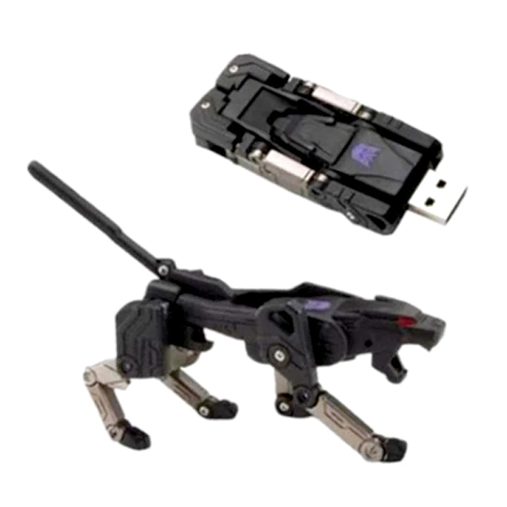 Transformer USB Driver Flash Disk 32GB 64GB 128GB