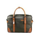 New Group Messenger Bags Waterproof Portable Laptop Briefcase Bag Men's Travel Shoulder Vintage 15.6 Inch Handbag For Macbook