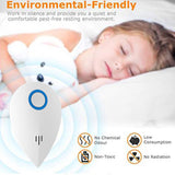 New ultrasonic mosquito repellent repeller water drop multi-function insect repeller home