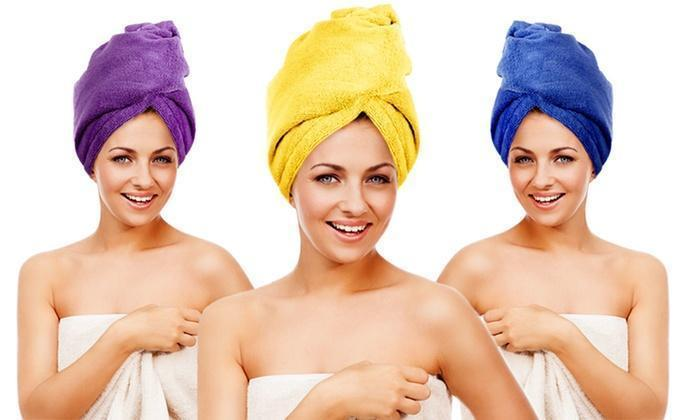 HOT SALE! Gift Box Package, Quick Magic Dryer, Dry Hair Hat