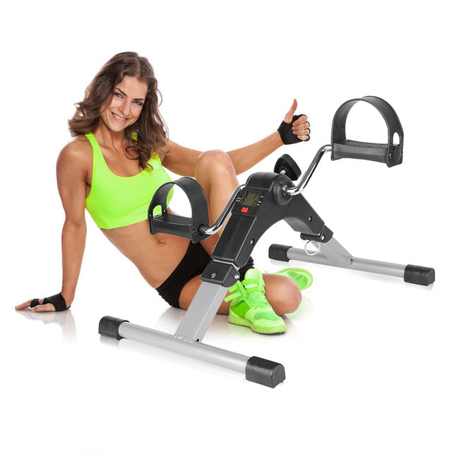 Stepper treadmill aerobic running exercise bike leg muscle exercise home gym mini stepper weight loss fitness equipment HWC
