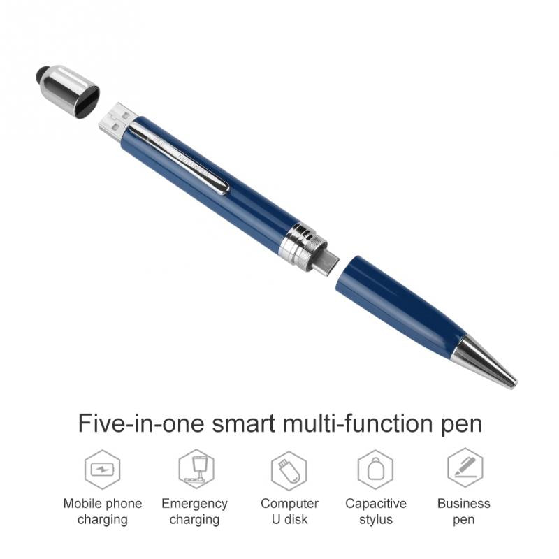 Business Sign Touch Screen Charging Pen 32G U Disk