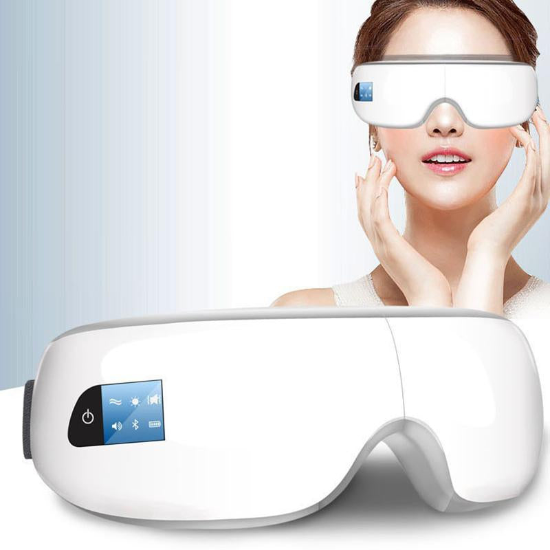 Smart Bluetooth Music Eye Massager