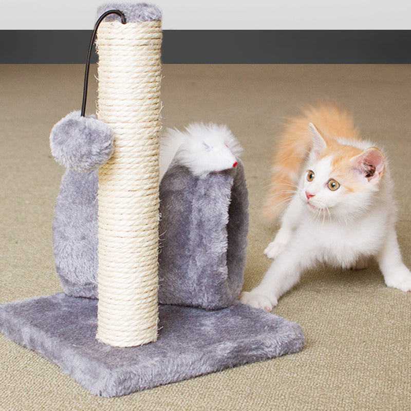 Small cat climbing frame sisal grinding claw column