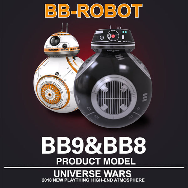 Star Wars BB-8 Intelligent Remote Control Robot